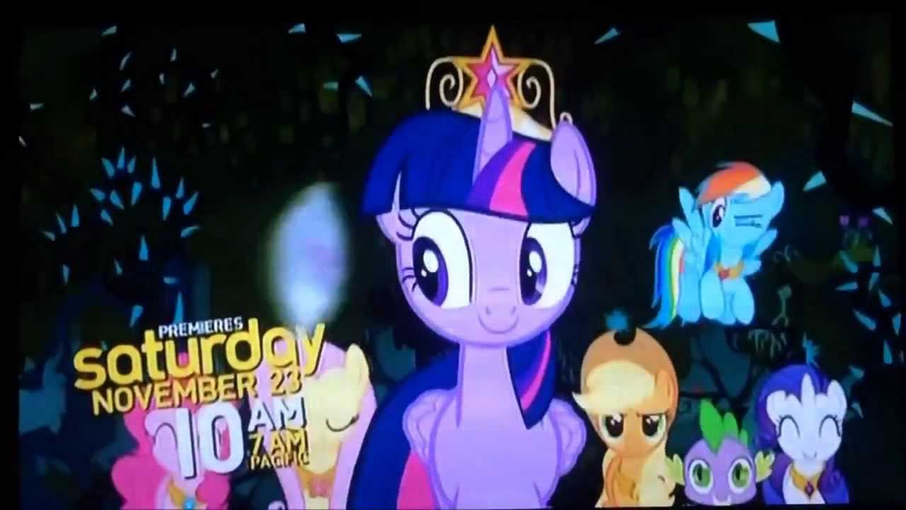 mlp fim princess twilight sparkle part 1 and 2 looking for geeks