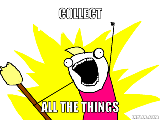collect all