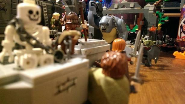 LEGO Mines 1