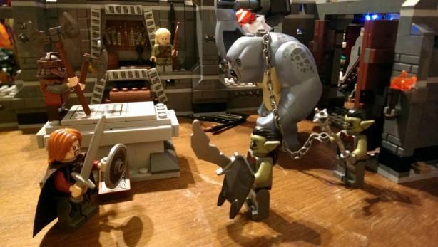 LEGO Mines 2