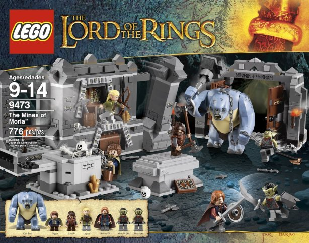 LEGO Mines Box