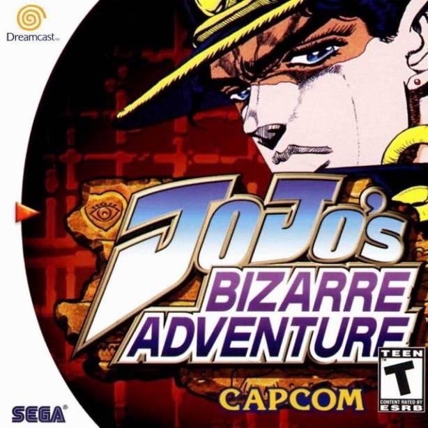 JoJo's_Sega_Dreamcast