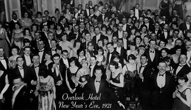 Overlook Hotel New Years Eve