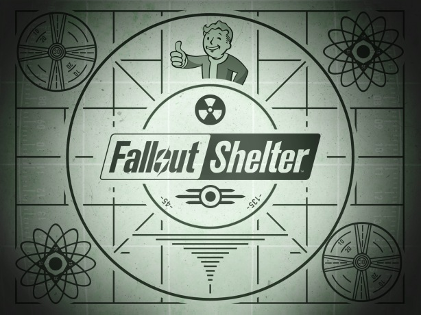 Fallout-Shelter title screen