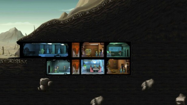 fallout shelter how to get more dwellers at start